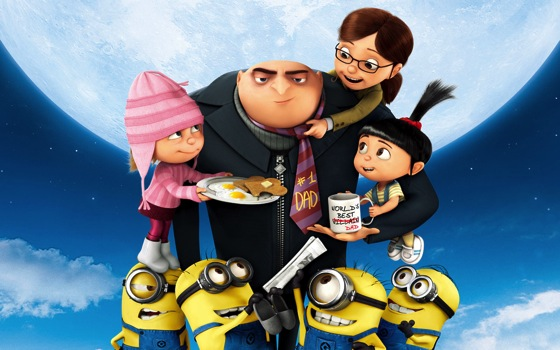 Summer Movie Night 03: Despicable Me (2010)