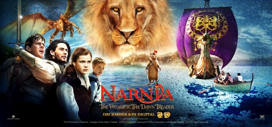 Summer Movie Night: Chronicles of Narnia: Voyage Of The Dawn Treader