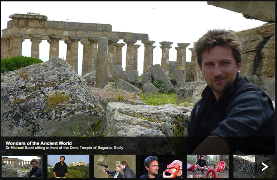 TV Worth Watching: Who were the Greeks? from the BBC