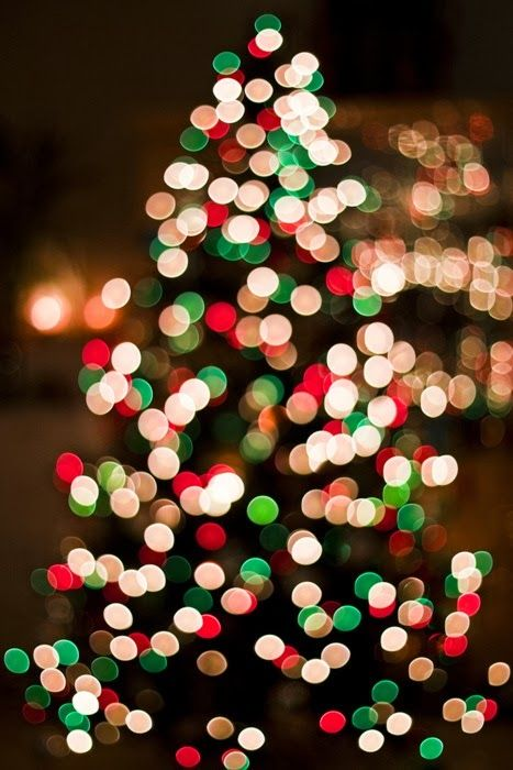 Christmas Tree from Pinterest