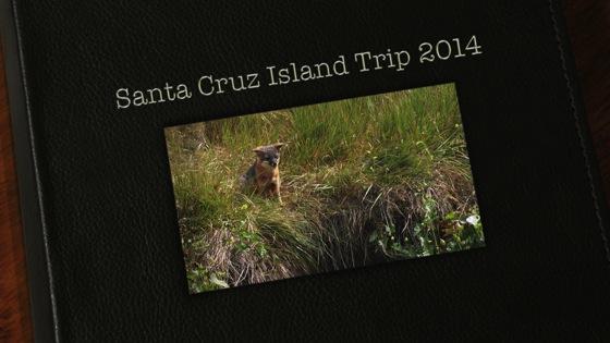Video: Photo Montage Santa Cruz Island Trip with Friends of the Island Fox – May 3, 2014