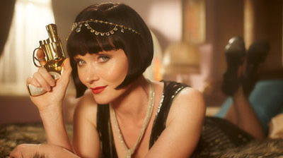 TV Worth Watching : Miss Fisher's Murder Mysteries (Australia)