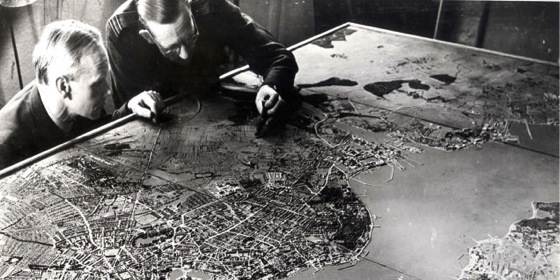 Noted: Spies in the Skies: How Aerial Surveillance Tipped the Balance of WWII via Gizmodo