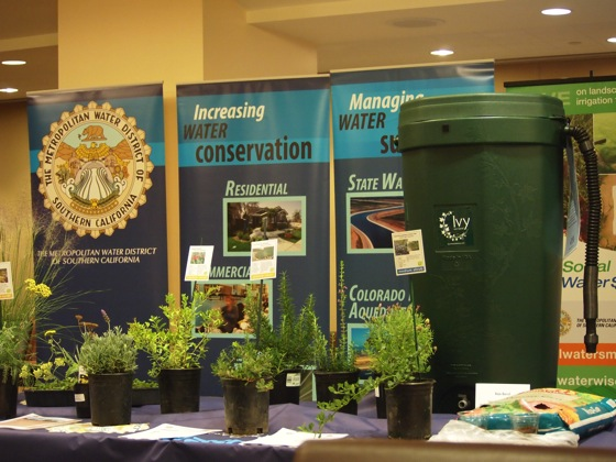 """Learning how to """"Be Water Wise"""" at the Metropolitan Water District – End of the Day for September 17, 2014"""