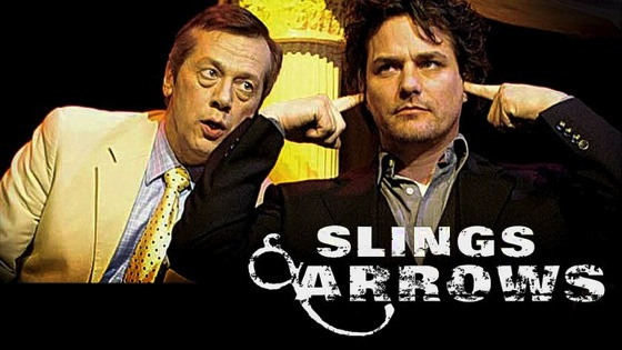 TV Worth Watching: Slings and Arrows – Canada