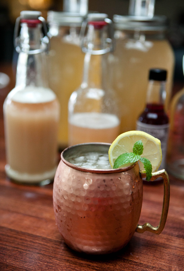 Noted: Never Buy It Again: Three Ways to Make Your Own Killer Ginger Beer