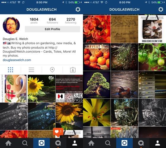 New Photos Every Day! – Follow Douglas E. Welch on Instagram