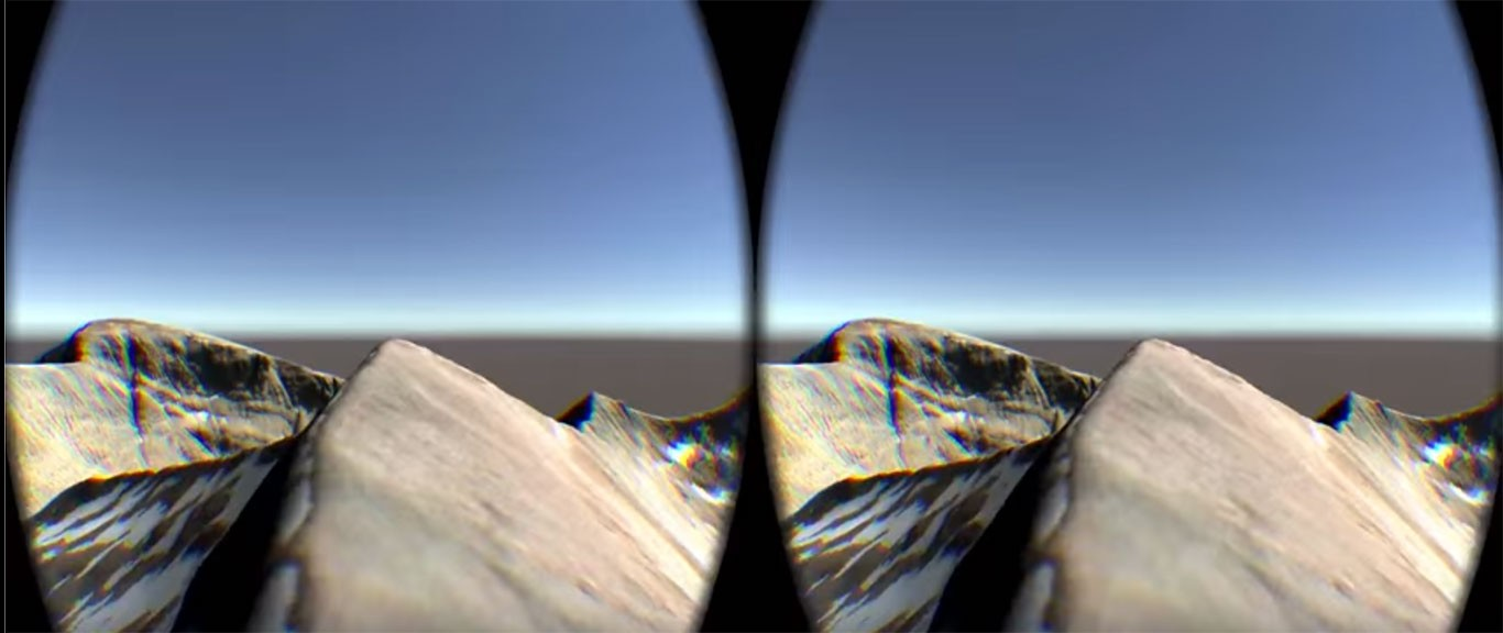 Noted: You can now race up the UK's tallest mountain in virtual reality