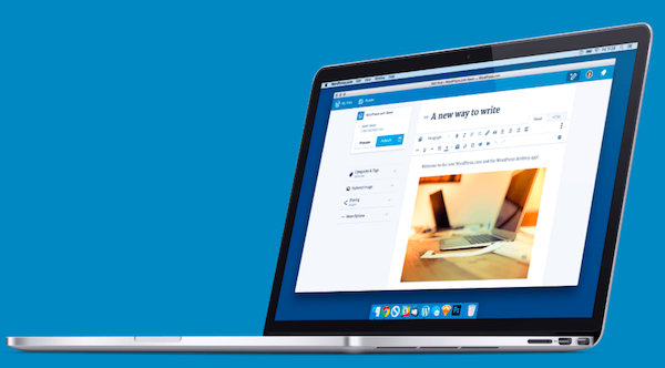 Noted: WordPress launches its Mac app with all of the crucial publishing tools in place
