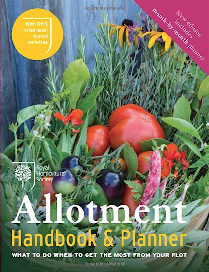 Noted: The Royal Horticultural Society's Allotment Handbook