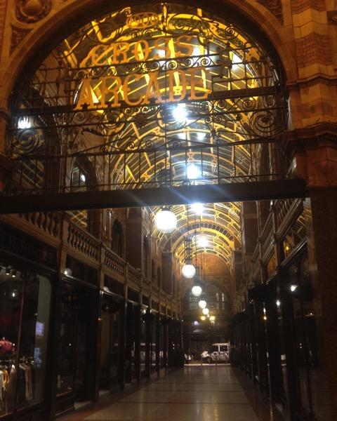 Cross Arcade, Leeds, UK via Instagram