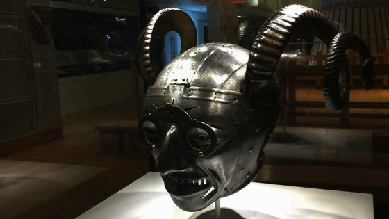 The Horned Helmet of Henry VIII, Royal Armouries Museum, Leeds, UK [Video]