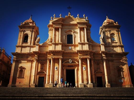 Noto Cathedral, Noto, Sicily, Iitaly via Instagram [Photos]