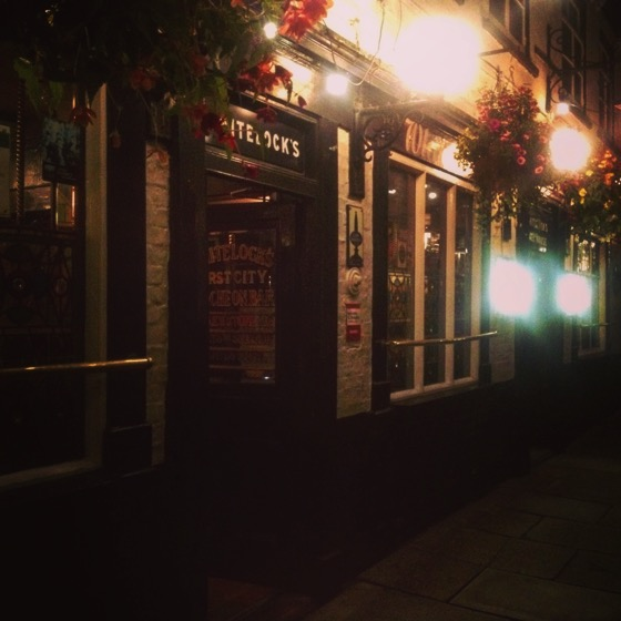 Whitelock's Pub, Leeds, UK via Instagram [Photo]