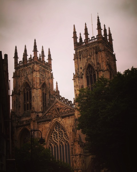 York Cathedral, York, UK via Instagram [Photo]
