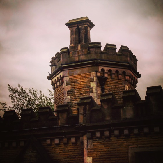 A tower in York, UK via Instagram [Photo]
