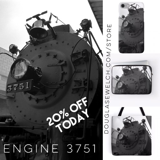 Add these Engine 3751 products to your collection and share them with friends from Douglas E. Welch [Products]