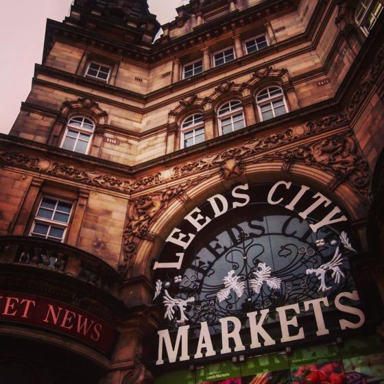 Leeds City Markets, Leeds, UK via Instagram [Photo]