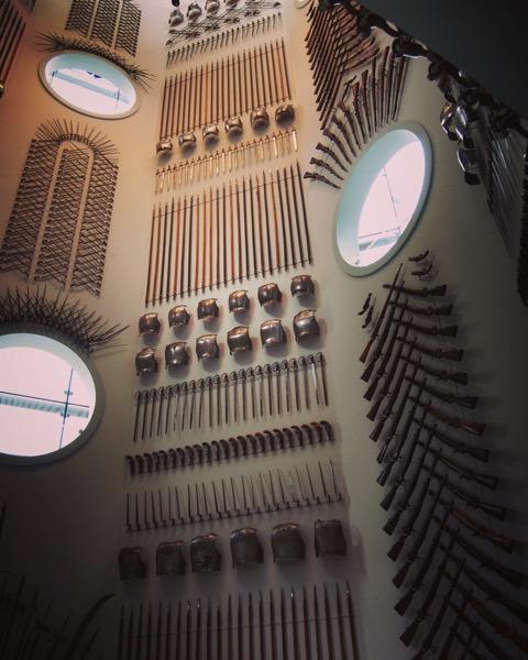 Royal Armouries Museum, Leeds, UK via Instagram [Photo]