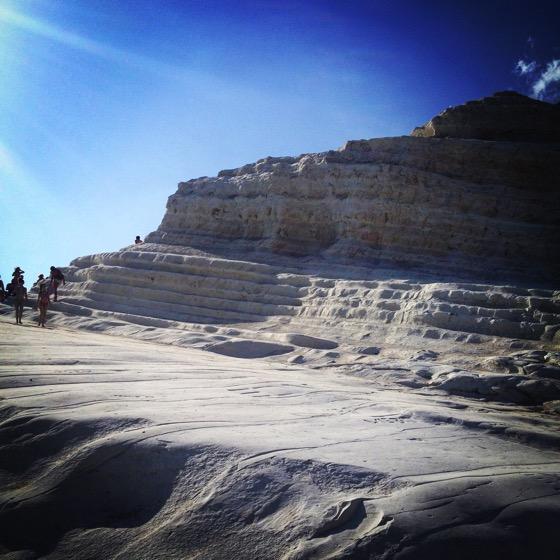 Scala dei Turchi, Realmonte, Sicily, Italy via Instagram [Photo]