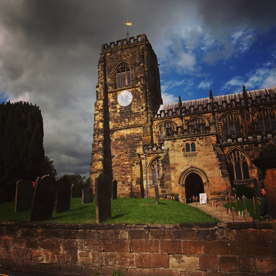 St. Mary's Church, Thirsk, UK – 12th Century via Instagram [Photo]