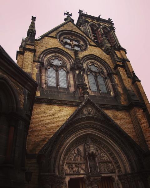 Church, York, UK via Instagram [Photo]