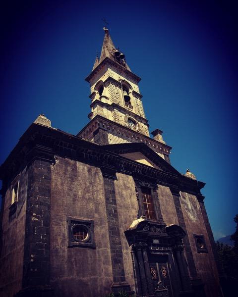 Chiesa Madre, Trecastagni, Sicily, Italy [Photo]