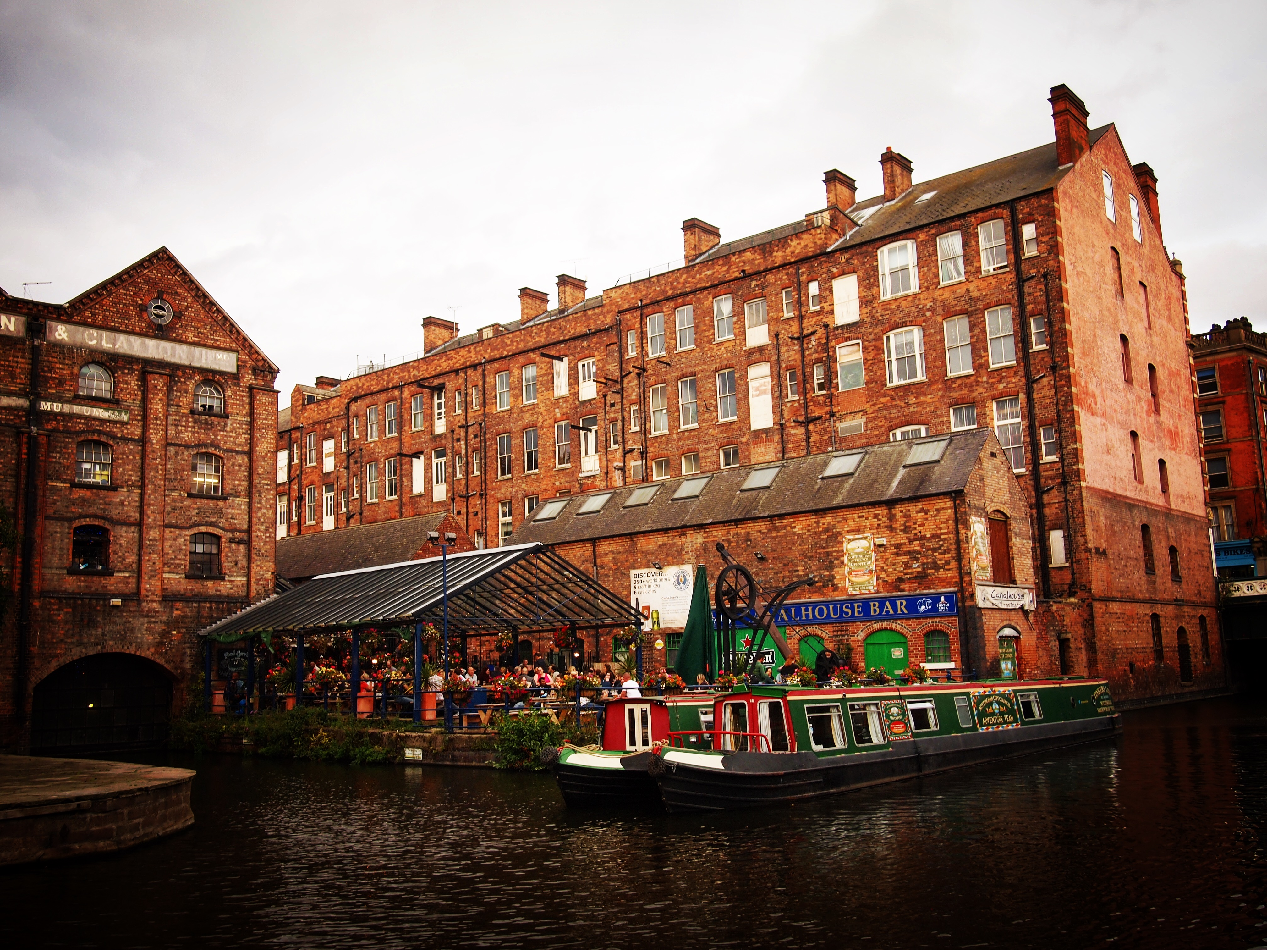 Nottingham Canal Museum and more [Photo]