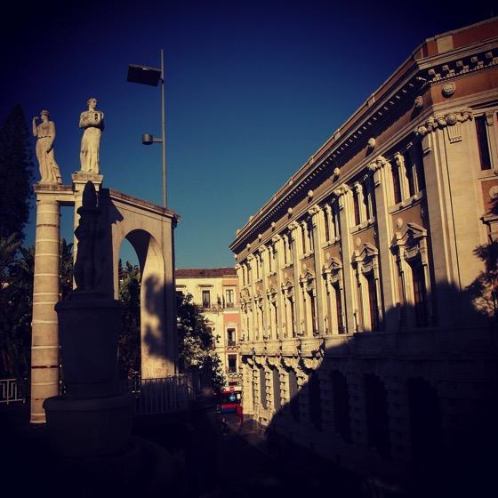 Villa Bellini, Catania, Sicily, Italy [Photo]