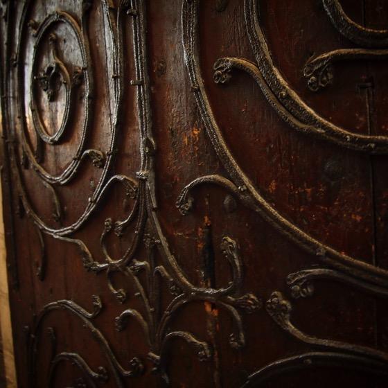 York Minster Chapter House Medieval Door [Photo]