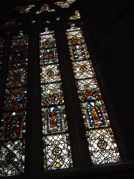 York Minster Stained Glass, York, UK [Photo]