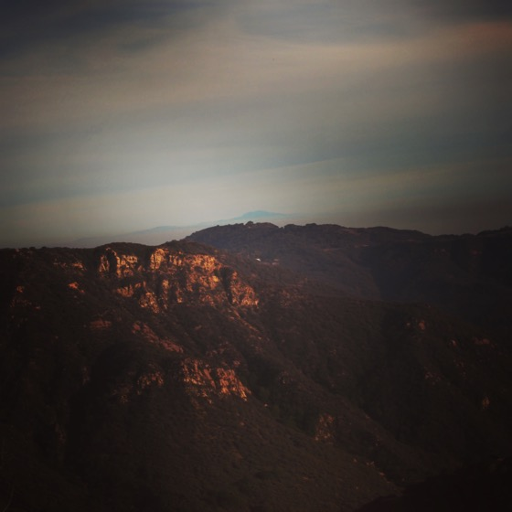 Santa Monica Mountains Vista [Photo]