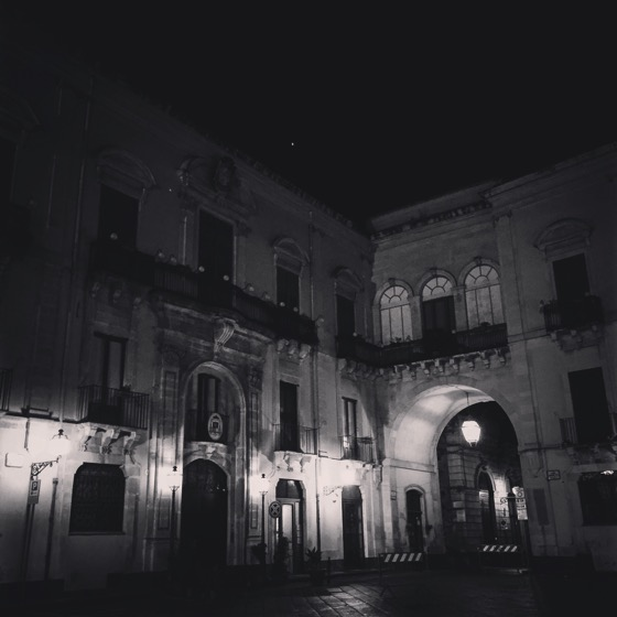 Midnight in Acireale 2 [Photo]