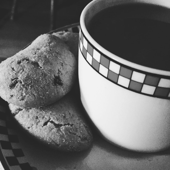 Morning Coffee and Biscuits [Photo]