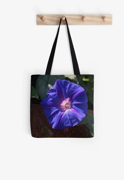 Morning Glory Tote bags, iPhone cases, cards, housewares and much more!