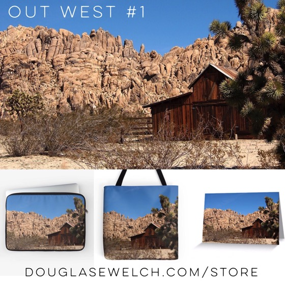 Bring the West home with these cards, sleeves, totes and much more