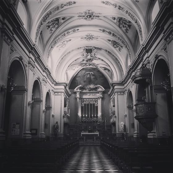 Santuario Sant'Alfio, Trecastagni, Sicily, Italy [Photo]