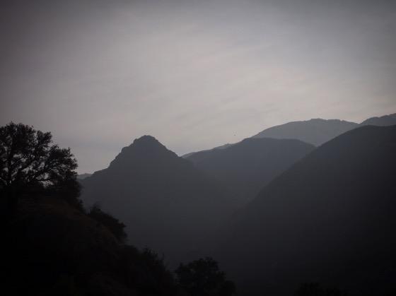 Santa Monica Mountains 2 [Photo]