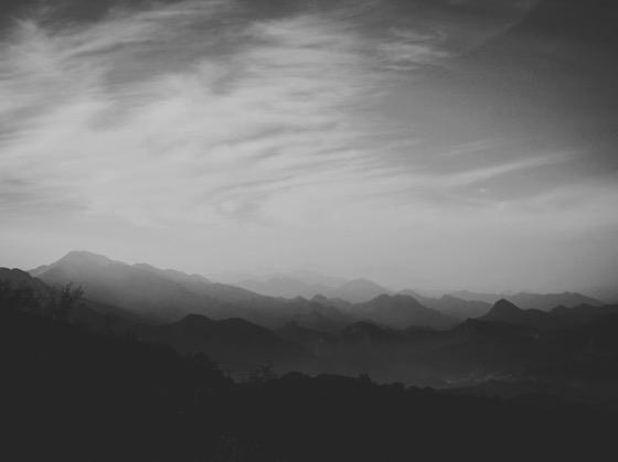 Santa Monica Mountains Vista [Photo]