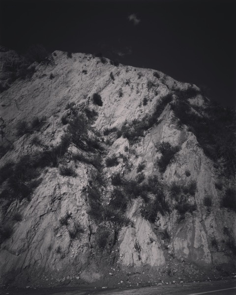 Granite Wall, Little Tujunga Canyon, Angeles National Forest