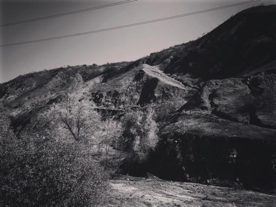 Little Tujunga Canyon Burn Area