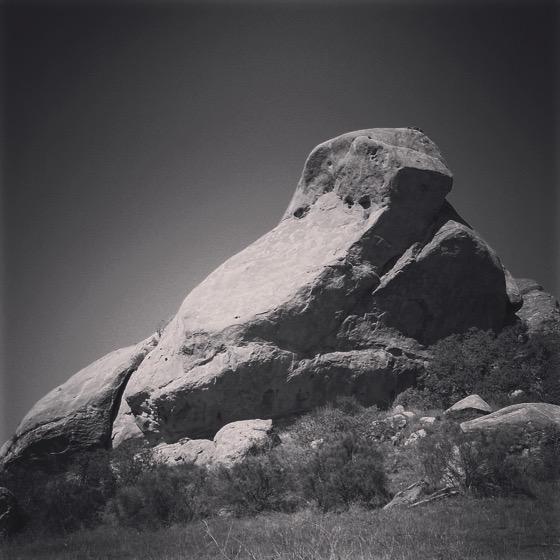Santa Monica Mountains Geology [Photo]