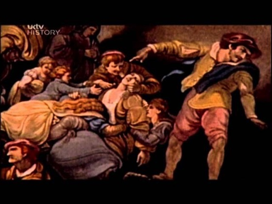 On YouTube: Peter Ackroyd's London – Episode 1 – Fire and Destiny – BBC Documentary