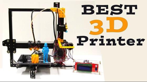 On YouTube: Best 3D Printer Under $200 – Tevo Tarantula Full Review