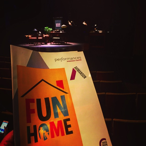 Fun Home at the Ahmanson
