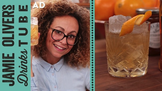 On YouTube: Gold Fashioned Whisky Cocktail | Shev