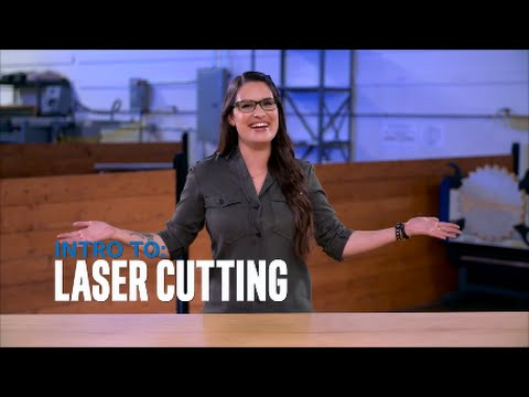 On YouTube: Intro To Laser Cutting