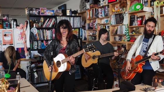 On YouTube: Ninet: Tiny Desk Concert