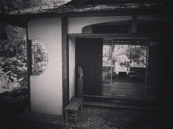 Tea House, Storrier-Stearns Japanese Garden, Pasadena, California