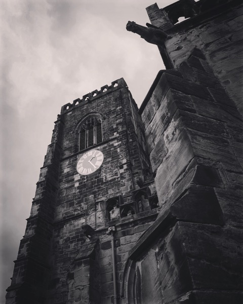 St. Mary's Church, Thirsk, UK